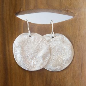 Medium Circle Earrings