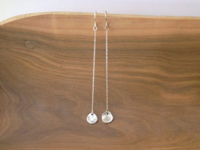 Long Dainty Earrings