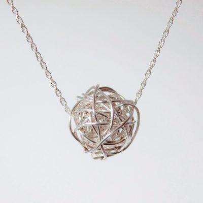 Silverthread Necklace
