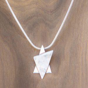 Jewish Star Necklace