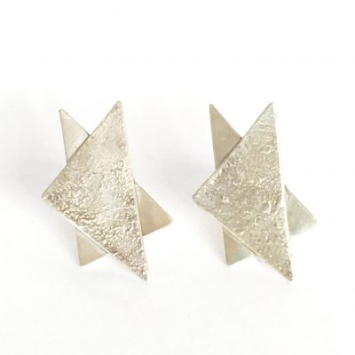 Jewish Star Earrings